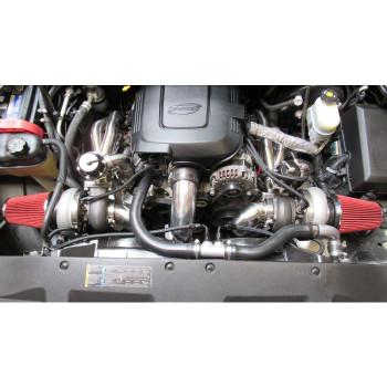 Speed Engineering Twin Turbo System for 2007-13 Chevy Silverado/GMC Sierra 32-TwinKit-0713