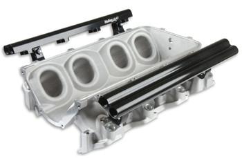 Holley Lo-Ram LS3 Dual Injector Intake Manifold Base 300-673
