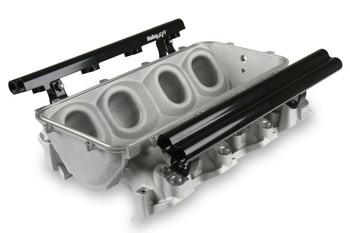 Holley EFI Lo-Ram LS3 Dual Injector Intake Manifold Base 300-671