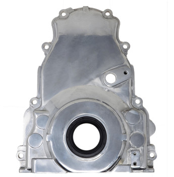LSXceleration LS2/LS3 Polished Timing Cover w/ Seal 54-0327