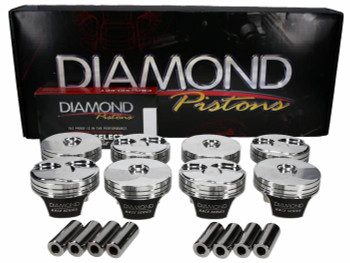 Diamond Gen V LT2K LT1/LT4 4.070 Bore 4.000 Stroke -18.00cc Piston Kit 21610-RS-8