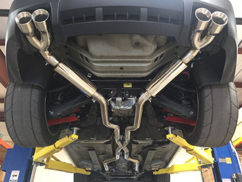 "Speed Engineering 2010-2015 Camaro 3"" SS, 1LE, ZL1 True Dual Exhaust 25-1022"