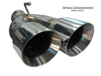 "Speed Engineering 3"" LS1 True Dual Exhaust (Rear Exit) for 1998-2002 Camaro/Firebird 25-1031"