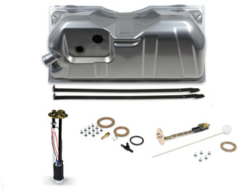 Holley Sniper EFI Fuel Tank System 400 LPH 19-490 (1955-56 Chevy Wagon/Sedan Delivery)