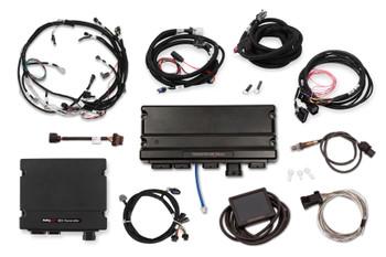 Holley Terminator X Max GM Gen V LT Early Standalone ECU & Wire Harness 550-1630 - Trans Control/DBW