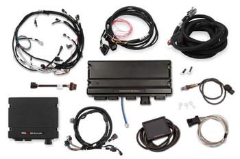 Holley Terminator X Max GM Gen V LS GDI Late Standalone ECU & Wire Harness 550-1621LSD - DBW
