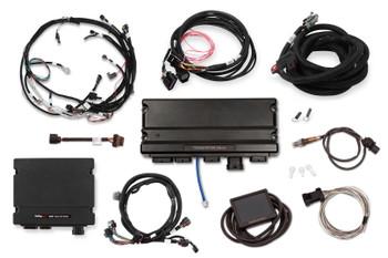 Holley Terminator X Max GM Gen V LT GDI Late Standalone ECU & Wire Harness 550-1621 - DBW