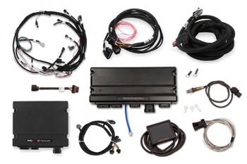 Holley Terminator X Max GM Gen V LT Early GDI Standalone ECU & Wire Harness 550-1620 - Trans Control/DBW