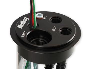 Holley Sniper In-Tank Fuel Tank Pump Module 525 LPH 12-354