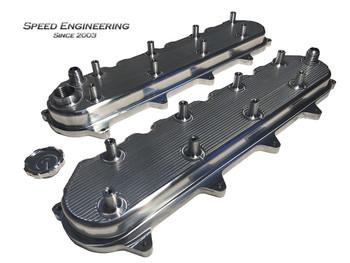 Speed Engineering LT Billet Valve Covers ( LT1, LT2, LT4) Universal 26-1020