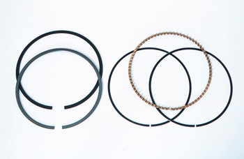 """Mahle Motorsports 4.065"""" +.005"""" 1.0mm, 1.0mm, 2.0mm File Fit Rings 4070MS-112"""