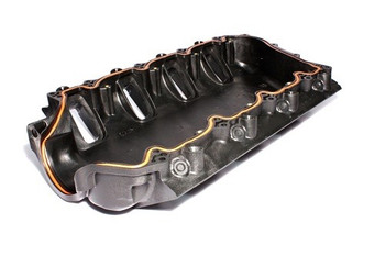 FAST LSXR 102MM LS7 Lower Shell For Intake Manifold, Black