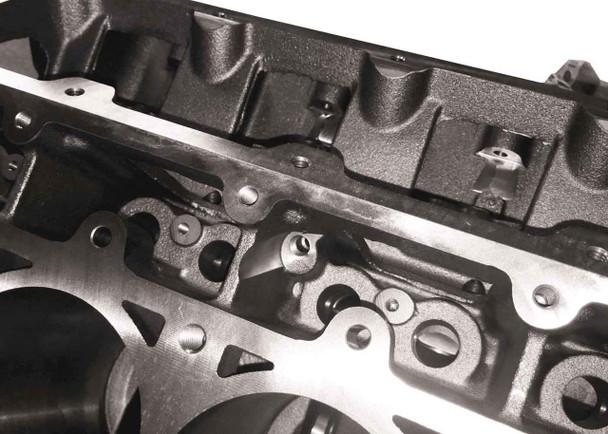 """DART SHP LS Gen III Iron Engine Block 31867211 - 9.240"""" Deck, 4.125"""" Bore"""