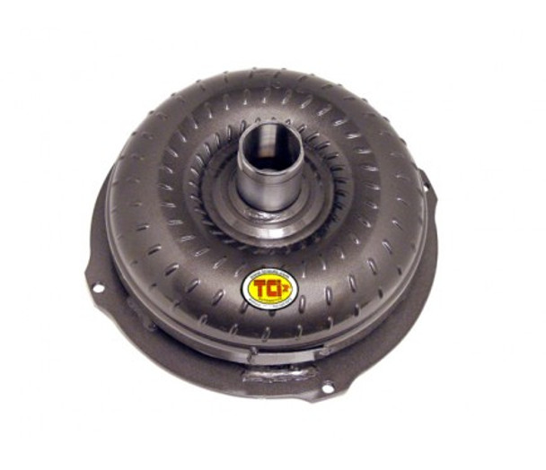 TCI Street Fighter 4L60E/4L65E Lock-Up Torque Converter 242937 - Billet  Front