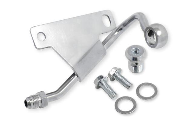 Holley Power Steering Hardline for Type II Pump 198-202
