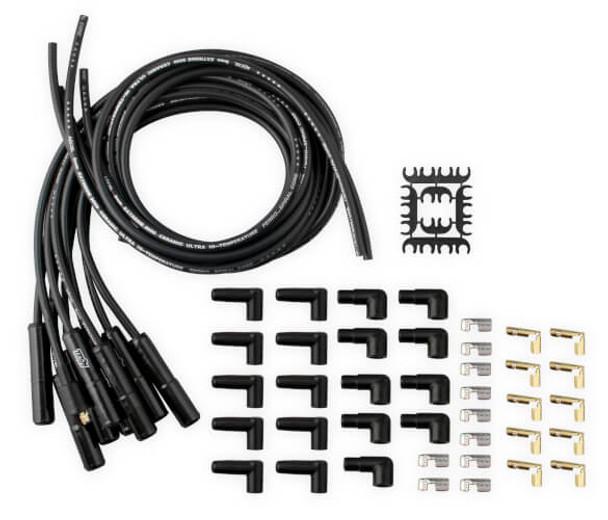 on spark plug wiring