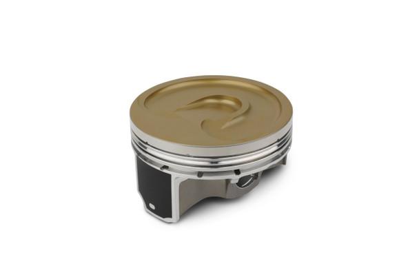 JE Pistons Ultra Series Gen V LT4 4.070 Bore 3.622 Stroke -6.5cc Dish Piston Kit 360792