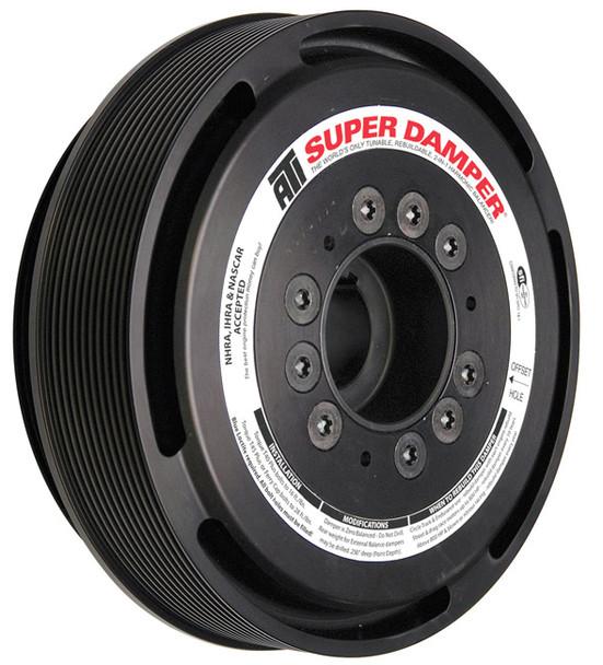ATI Super Damper GM LS7 Harmonic Balancer 10% OD 8 rib w/ AC 918622