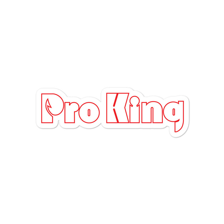 Pro King Decals