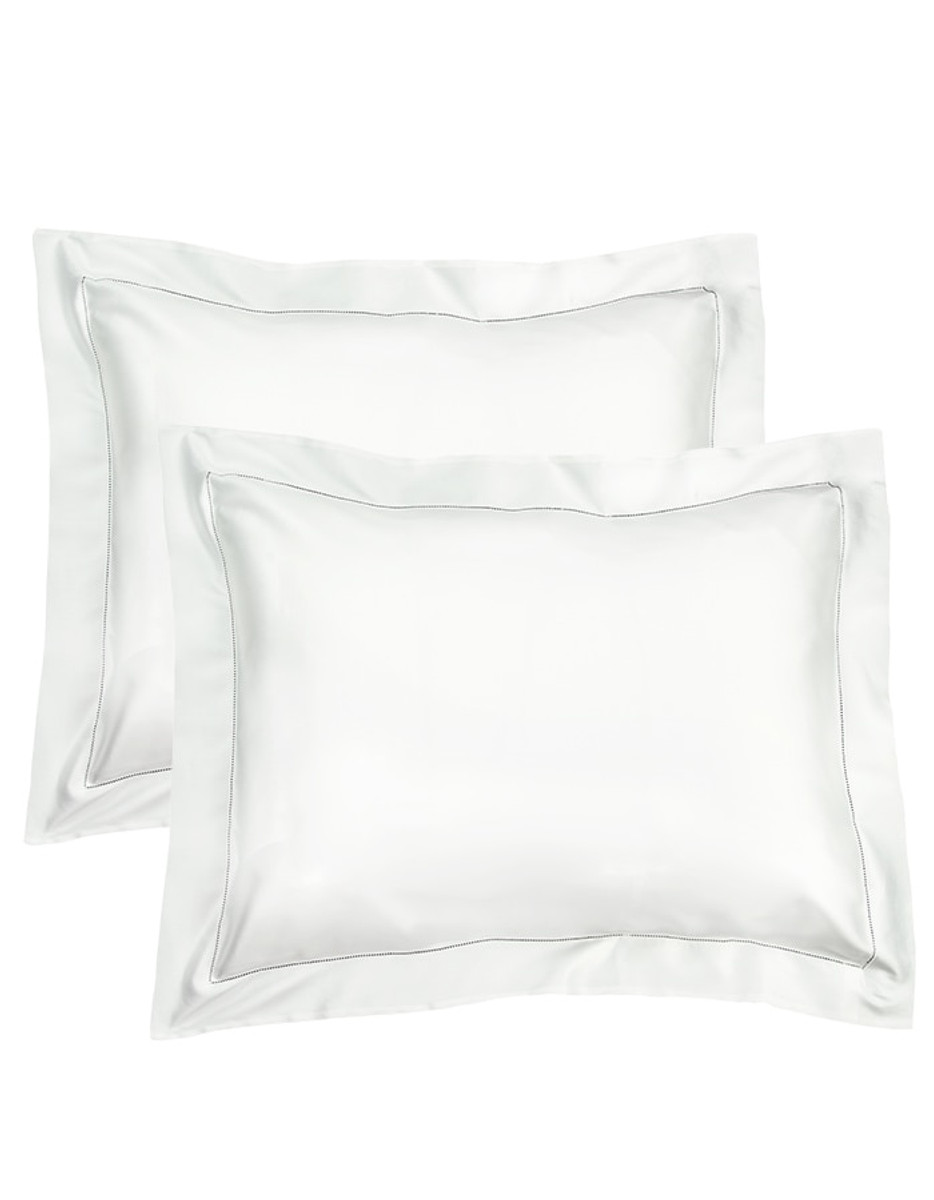 White - Luxury Italian Pillow shams