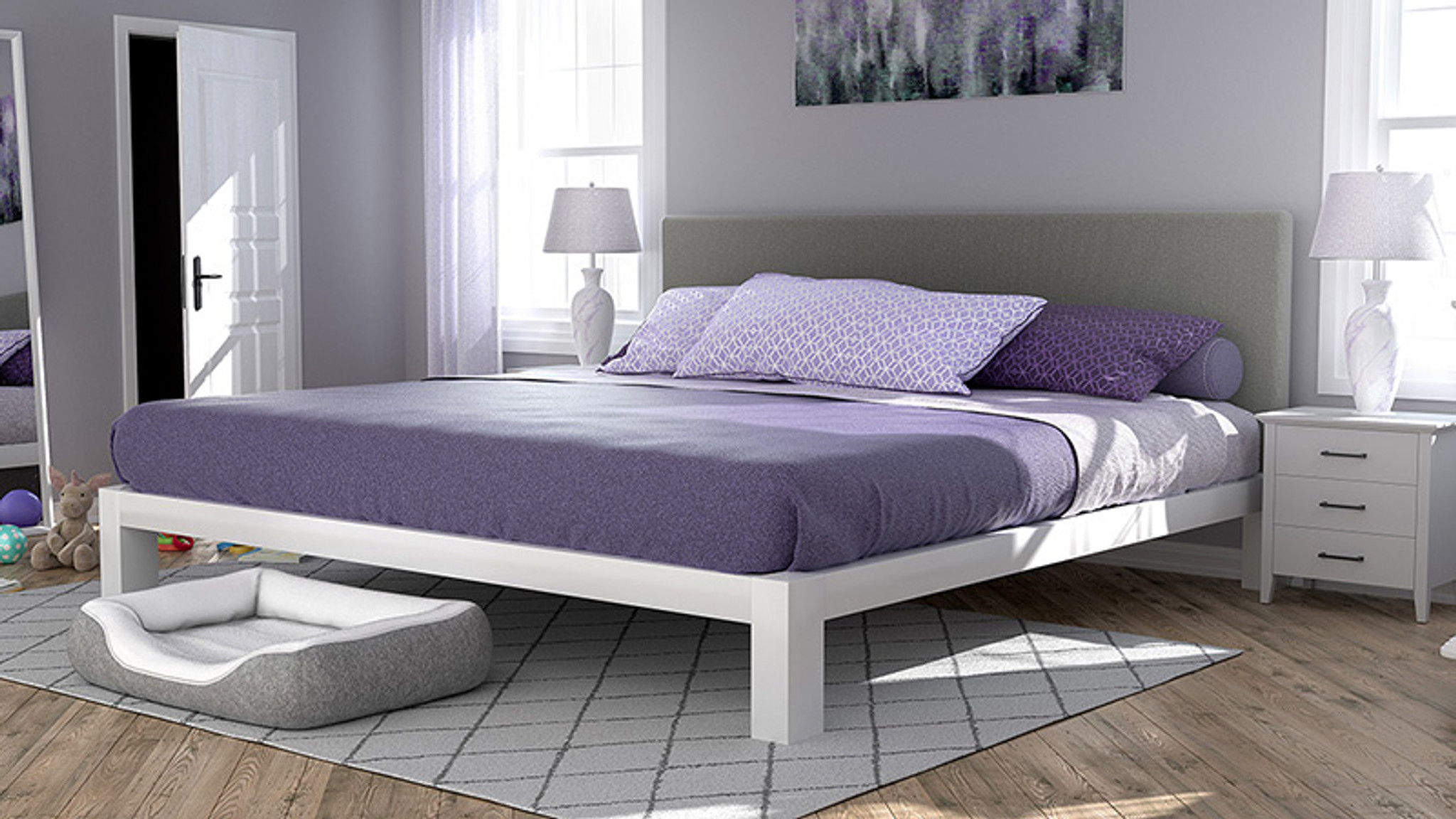 The Big Benefits Of Oversized Or Custom Bedding Vero Linens