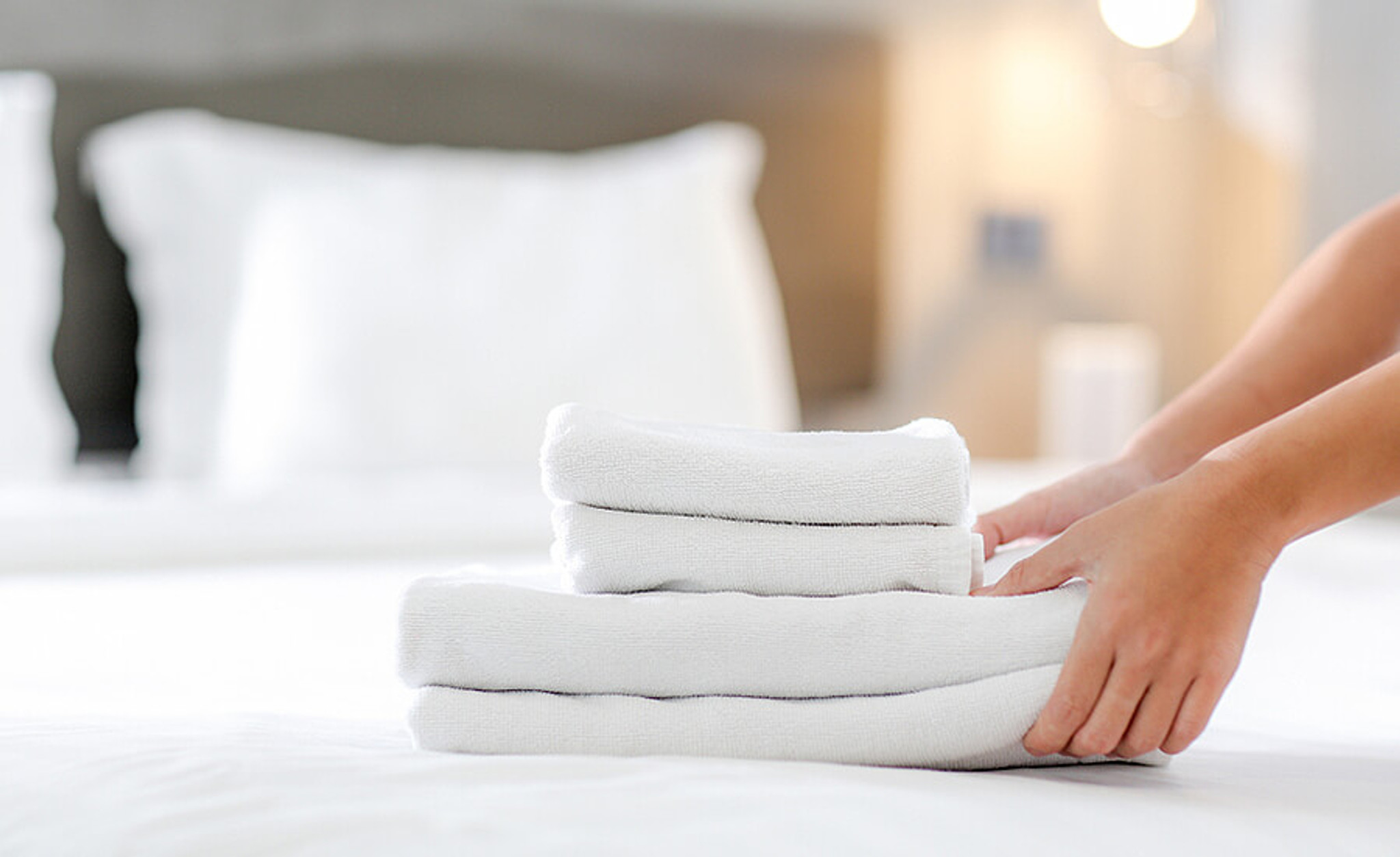 ​The best way to care for Bath Towels.