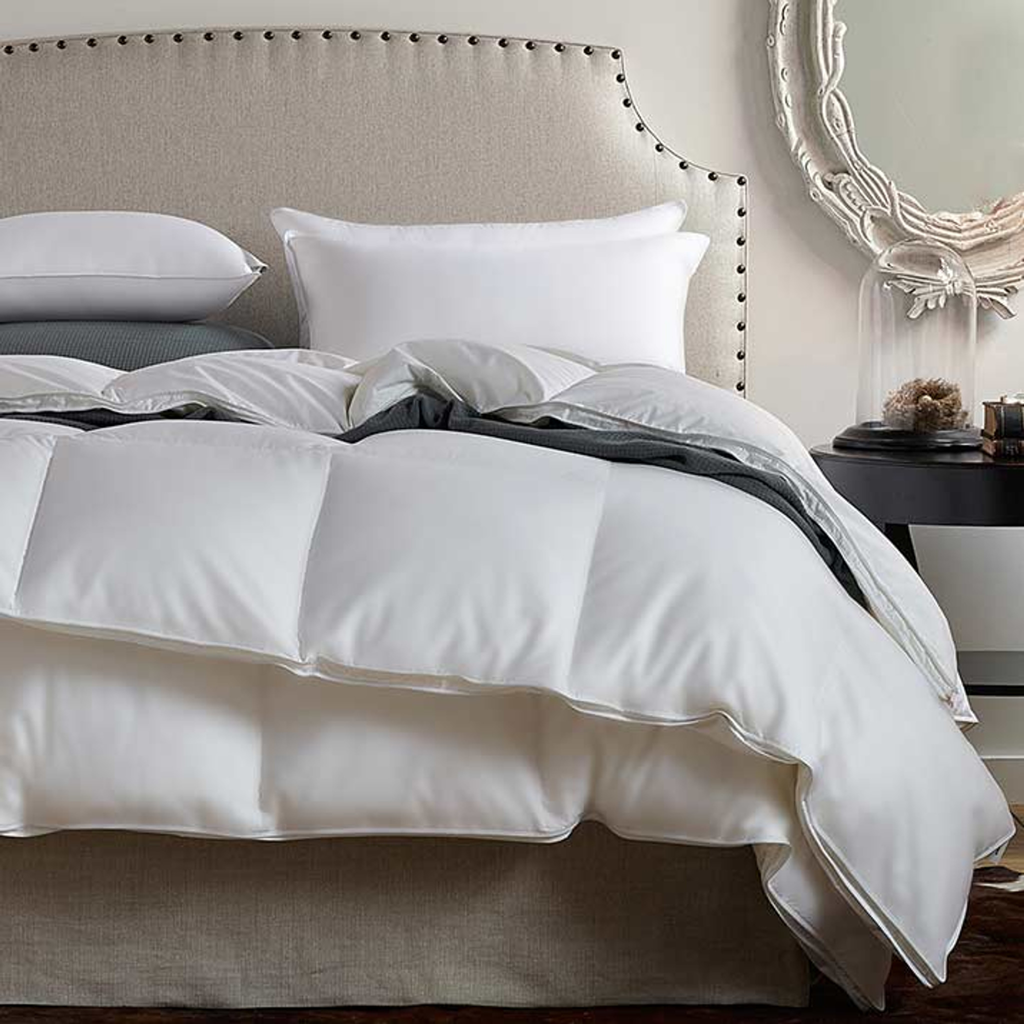 Down Comforter - is it time to replace yours?