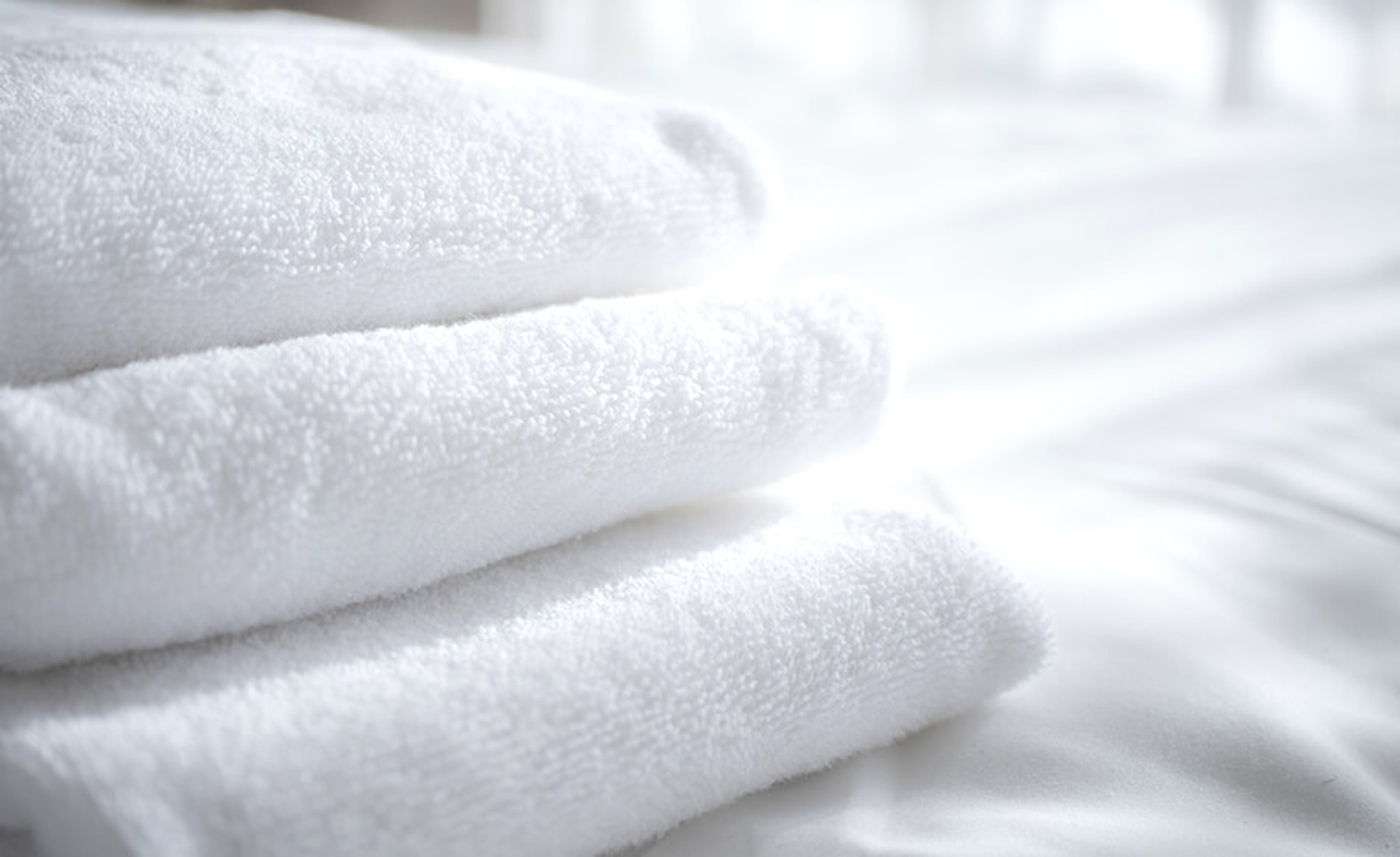 Why to avoid buying inexpensive bath towels...
