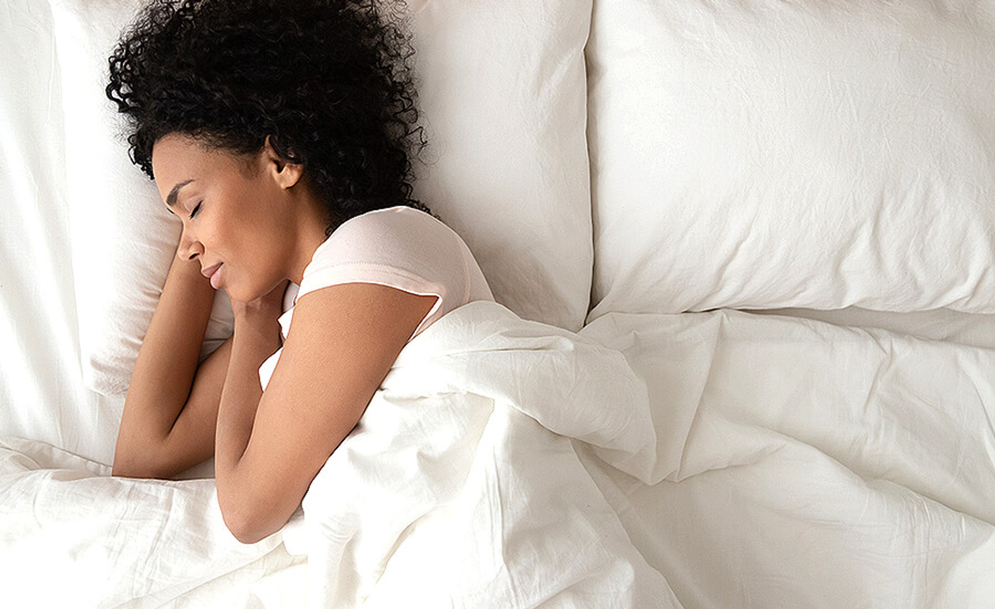 We think everyone should sleep in luxury linens, here's why.