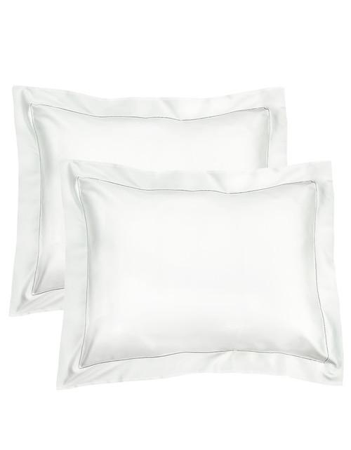 White - Luxury Italian Pillow shams