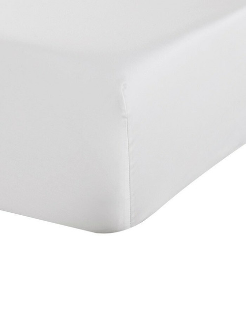Extra Deep Pocket Italian Cotton Fitted Flat Sheets Pillowcases