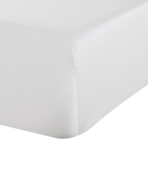 "Our luxury Serena deep pocket fitted sheets are made from the finest 100% long staple cotton available. Serena fitted sheets are made with a fully elasticized extra deep 17"" deep pocket, so they will fit the thickest of mattresses."