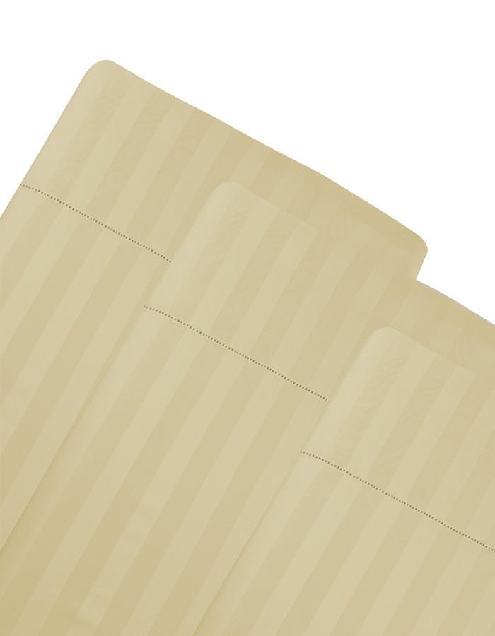 "Duvet covers, generously sized with elegant 4""hemstitched flange."