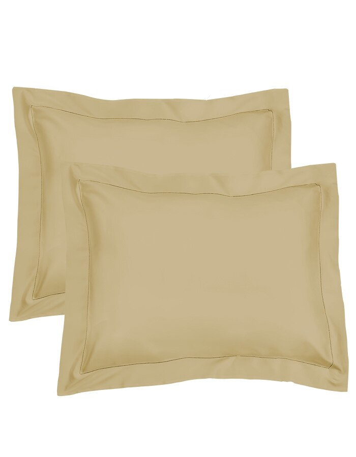 Sable - Luxury Cotton pillow Shams