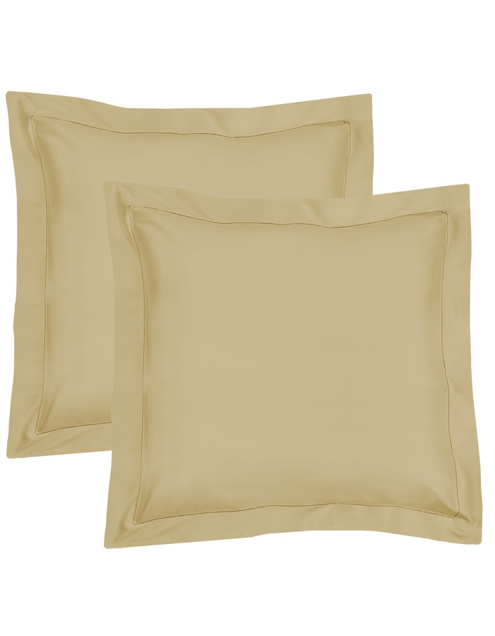 Sable - Italian Pillow shams, king, standard & euro size.