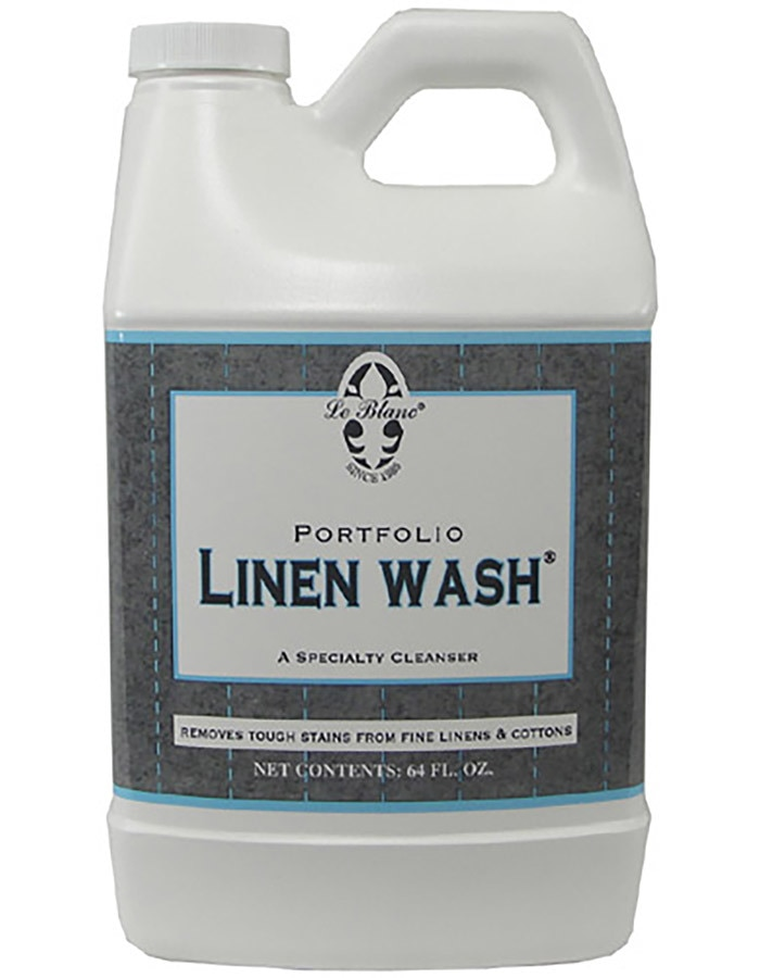 LeBlanc Linen Wash. You have made an investment in your luxury bed linens for your home and there is no better way to take care of your luxury sheets than to wash them in Le Blance linen detergent.