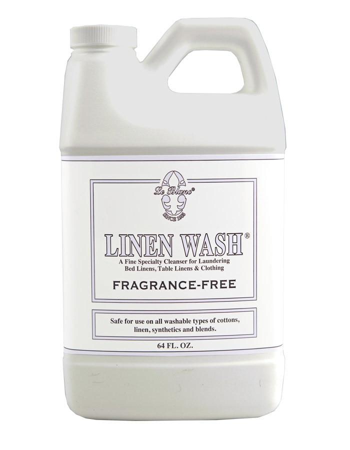 Le Blanc Linen wash fragrance free.