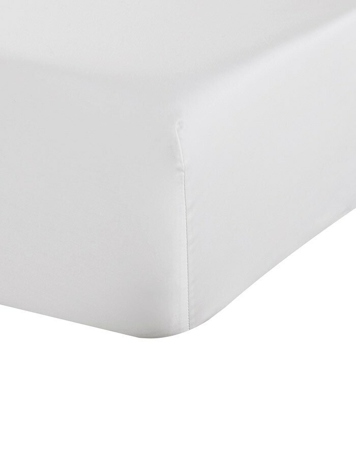 "Olivia extra deep pocket fitted sheets are 17"" in depth, fully elasticized. Made in Italy from the finest percale woven cotton. Super soft, yet crisp the Olivia fitted sheets will get softer and softer with each washing."