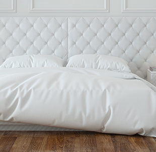 Looking for a lighter weight comforter that isn't as flat as a pancake and  has some loft? Then our summer weight comforter is the perfect choice. Generously sized  comforter is perfect for those warm summer nights where you want just a little over your body. Constructed with a baffle box shell to allow the down to fully loft.