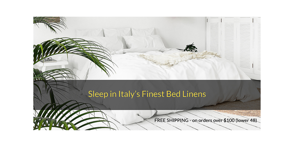Luxury Bed Linens, Italian Bed Sheets, Soft Sheets, Luxury Linens