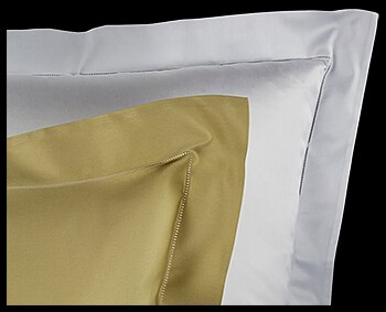 Luxury pillow shams
