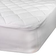 Oversized custom mattress pads