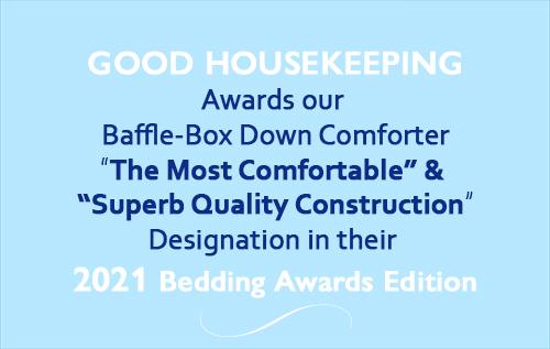 Good Housekeeping best comforter