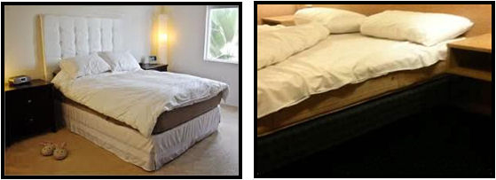 With today's thick mattresses your sheets may not fit