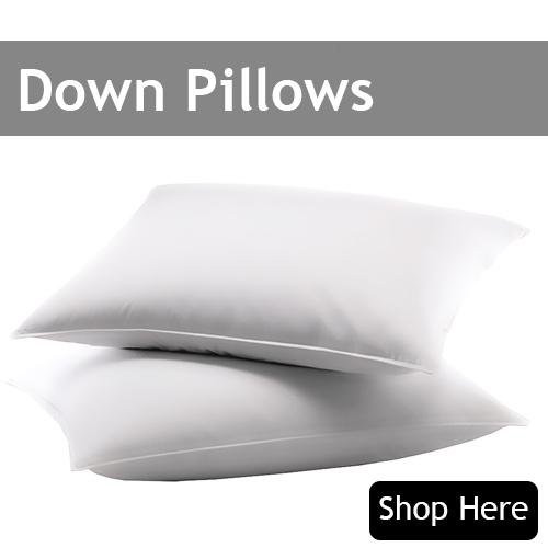 The best down sleeping pillows