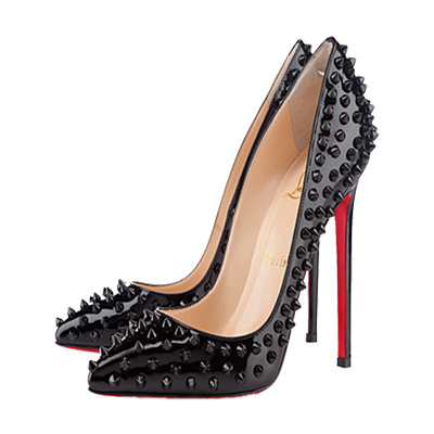 Louboutin shoes shoes cost 4 times a set of luxury sheets