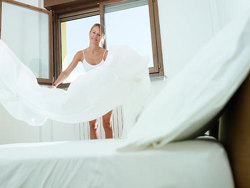 Bedding tips - simplifying bedding