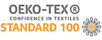 Our Bed linen textiles are Oeko Tex certified