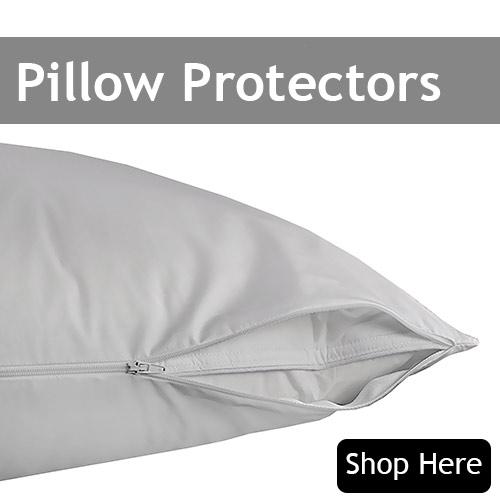 Cotton Pillow protectors