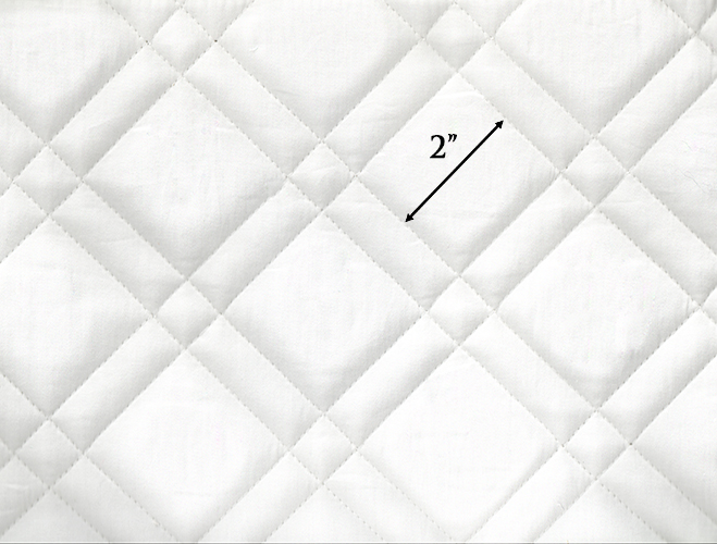 Quilted Euro Shams